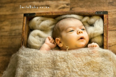 Smile Baby Photography newborn